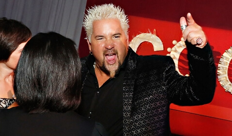 Guy Fieri Gets into Vicious Fight with Hairdresser