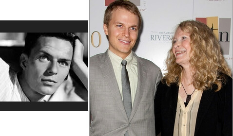 "Mia Farrow Reveals Her Son's Father was ""Possibly"" Frank Sinatra"