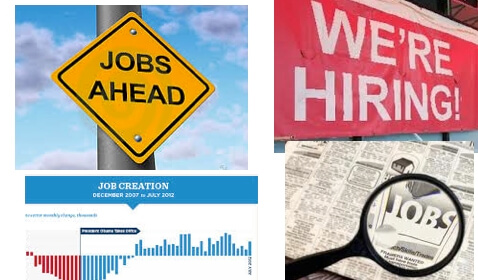 166,000 Jobs Added in September