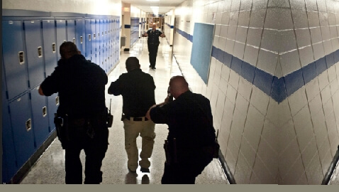 Wayne County School Lesson Shocks Parents: Shooter Drill