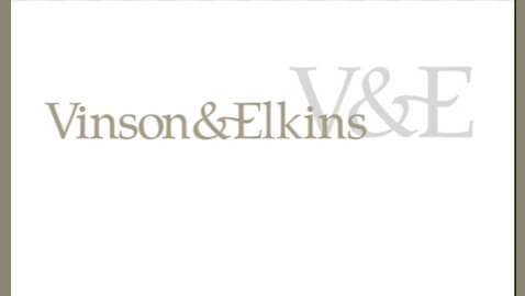 Vinson & Elkins Promotes Eight to Partnership