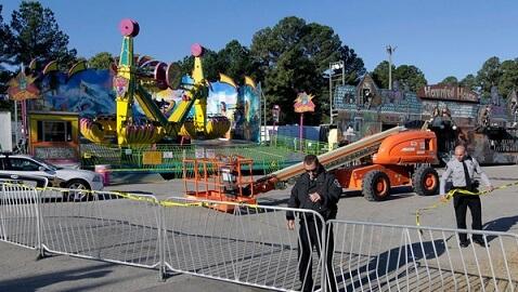 Carnival Ride Danger