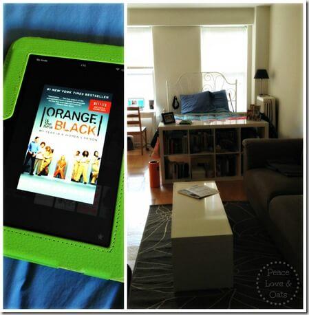 apartment and orange is the new black