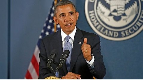 VIDEO: Obama Challenges Boehner to Let Congress Vote