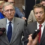 Hot Mic Exposes Republicans Rand Paul and Mitch McConnell on Government Shutdown