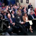 VIDEO: Frustrated Fox News Reporter Walks Out on White House Briefing