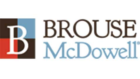 Regional Law Firm Brouse McDowell Adds New Partners