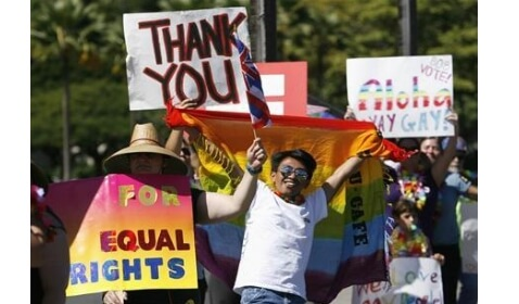 Hawaii Governor Will Sign Gay Marriage Right into Law