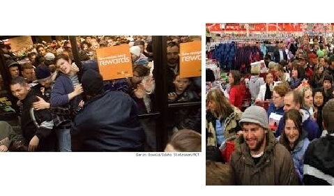 'Black Friday' Feels like a Month
