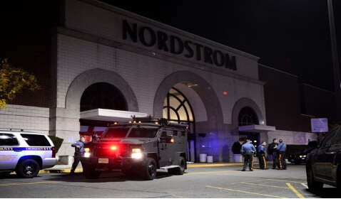 The Crazed Gunman Terrorizing a New Jersey Mall is Dead