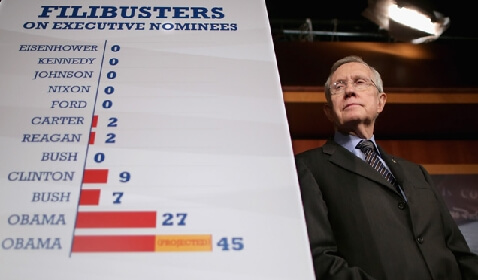 NYU Law Professor Burt Neuborne Calls Filibuster Unconstitutional