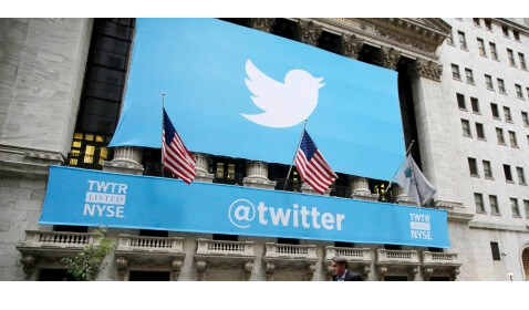Twitter IPO Goes Live