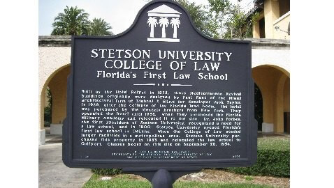 Stetson University College of Law Honors a Military Attorney as Their Clinic Director