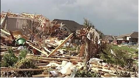 Midwest Tornado Terror