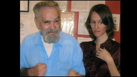Charles Manson to Marry 25-Year-Old Woman