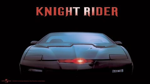 BREAKING: Supporting Cast of Knightrider to Reunite to Ask David Hasselhoff for Money