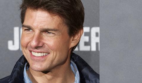 "Tom Cruise: ""Acting is as Hard as Being in Afghanistan"""