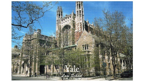 Yale Law School Continues Dorm Living