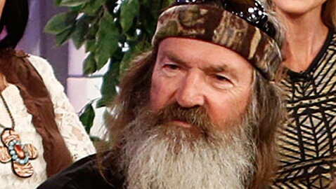 Duck Dynasty Star Fights Back