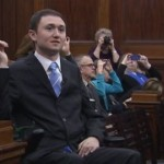 Disabled Man, Josh Basile, Sworn in as Lawyer in Maryland