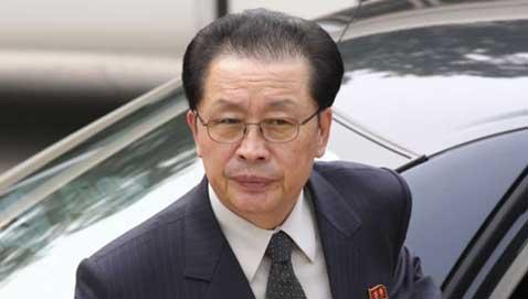 Kim Jong Un, President of North Korea, Executes his Uncle Jang Song Thaek