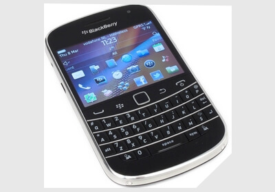 Blackberry Founder Turns Back from Takeover