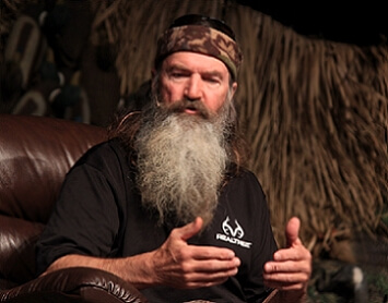 Duck Dynasty Patriarch Goes Nuts (for Ducks) Yet Another Rant