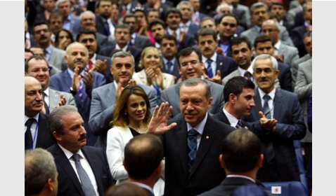 Turkish Prime Minister Recep Tayyip Erdogan Urged to Resign