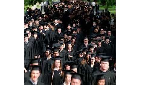 Law Grads Outnumber Law Jobs