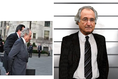 Jerome O'Hara and George Perez : Two Madoff Goons on Their Way to Jail