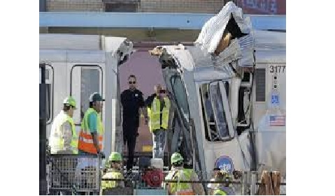 Data Recorders are Analyzed by NTSB to Determine the Cause of Derailment in NYC