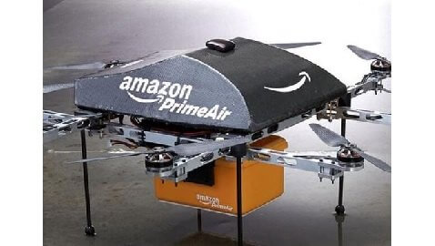 Amazon Plans to Deliver Packages by Drones