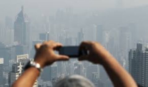 Hong Kong Pollution Health Risk