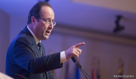 Francois Hollande Recieved Approval for the 75 Percent Tax