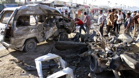 Violence in Iraq Hits Historic Levels