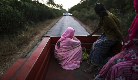 New Roads are Transforming Life in Rural India
