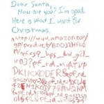 Dear Santa Letter Uses Amazon Code
