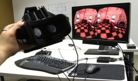 Jumpstart to the Virtual Reality Business