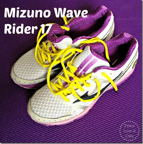 Mizuno Wave Rider 17 & Turkey Trot
