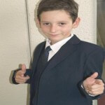 Local Nine-Year-Old Weirdly Into Politics