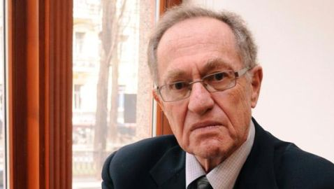 legal news, alan dershowitz