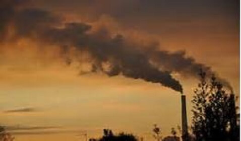 A Newly Discovered Greenhouse Gas 7000 times Stronger than CO2