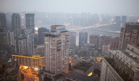 Chinese Provinces are Setting Lower Growth Targets