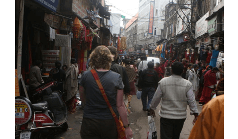 Two Suspects Arrested in New Delhi Danish Tourist Gang Rape Incident