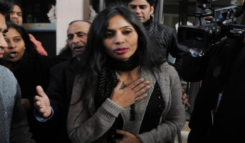 Indian Diplomat Devyani Khobragade Seeks Dismissal of Charges