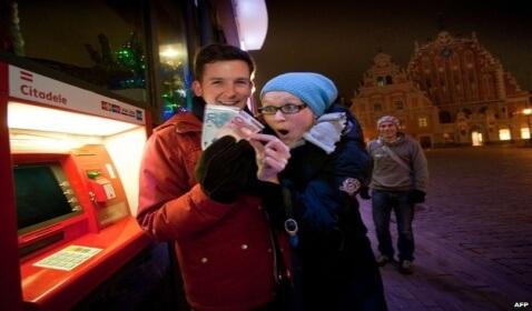Latvia Joins the Eurozone