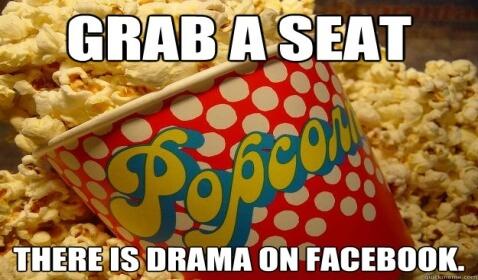Facebook Drama School