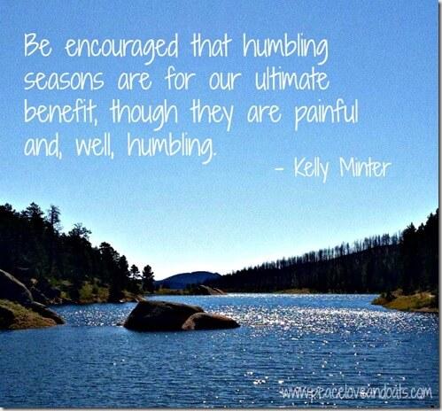 Season of Humbling