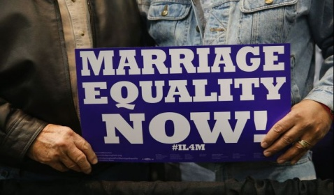 Gay Marriage Ban in Alabama Backed by State's Supreme Court Chief Justice