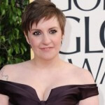 "Lena Dunham Defends Nudity in HBO Show ""Girls"""